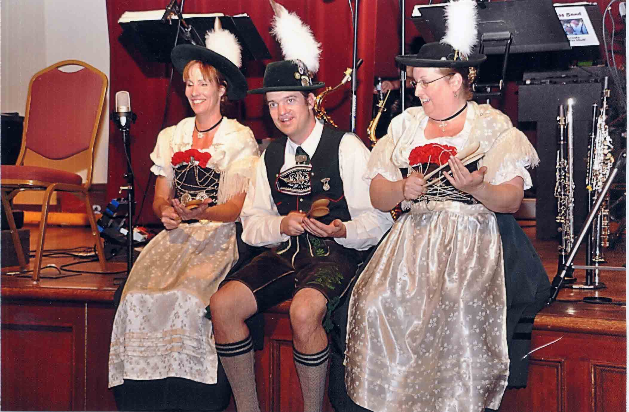 Bavarian customs